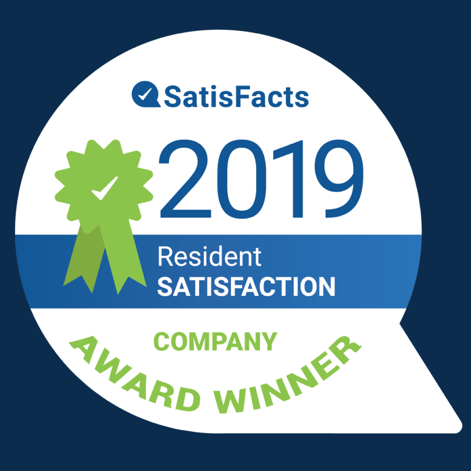SatisFacts Company Award 2019